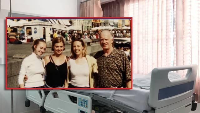 Pričale su s ocem u bolnici 30 sati na telefon, dok nije umro...