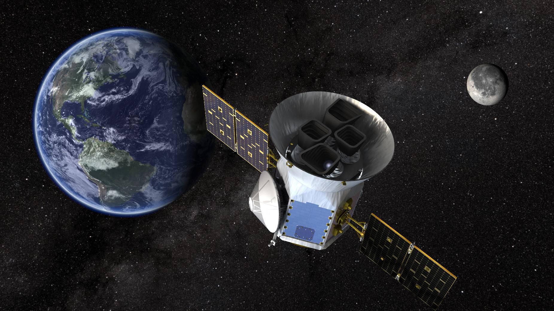 Lovac na planete: TESS kreće u potragu za 'malim zelenima'