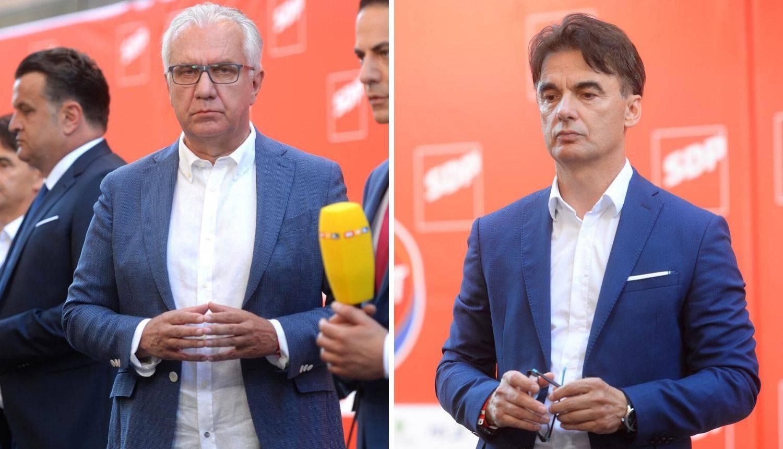 Tužna lica Restart koalicije zbog poražavajućih rezultata anketa