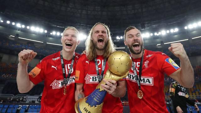 2021 IHF Handball World Championship - Gold Medal Match - Denmark v Sweden