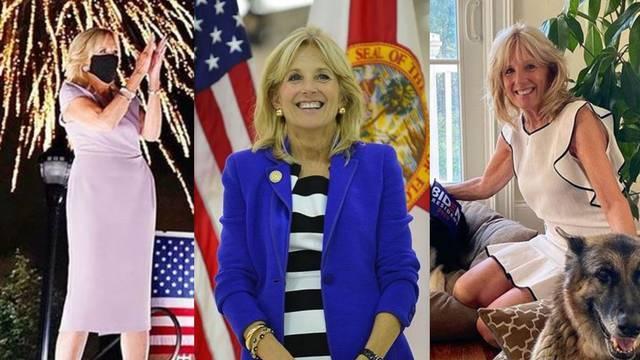 Jill Biden: Ljubiteljica navy stila i elegantnih pastelnih tonova