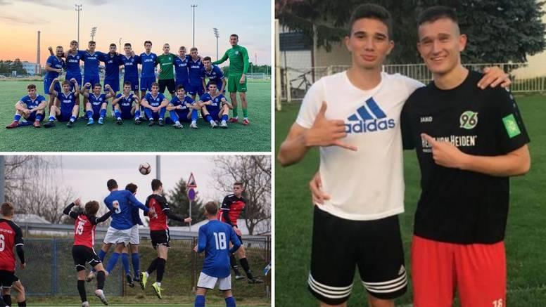 Prvi topnik juniorske HNL zabio 10 golova u 4 utakmice: Učim od hajdukovca i kuma iz Dinama