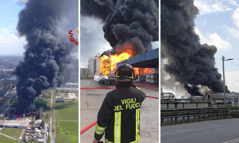 Eksplozija u tvornici acetona kod Venecije, radnik ozlijeđen