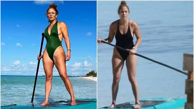J.Lo objavila 'popeglanu' verziju nakon paparazzo fotki s plaže