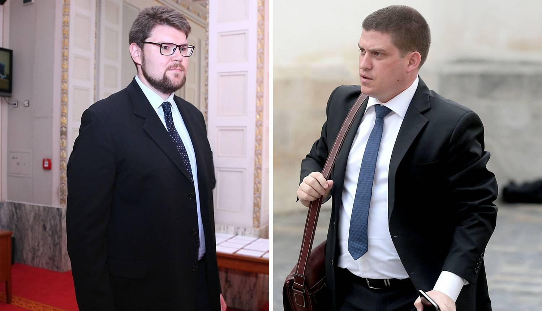 Zbog imenovanja uprava: Grbin je prijavio ministra Butkovića