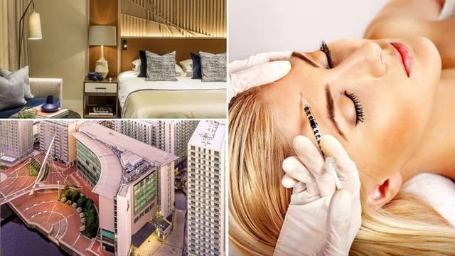 Hotel u Manchesteru je prvi u Velikoj Britaniji koji će gostima nuditi estetske tretmane u sobi