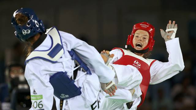 Taekwondo - Women's - 49kg Quarterfinal