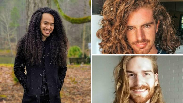 Muškarci koji se ponose dugom kosom  - zavide im i mnoge žene