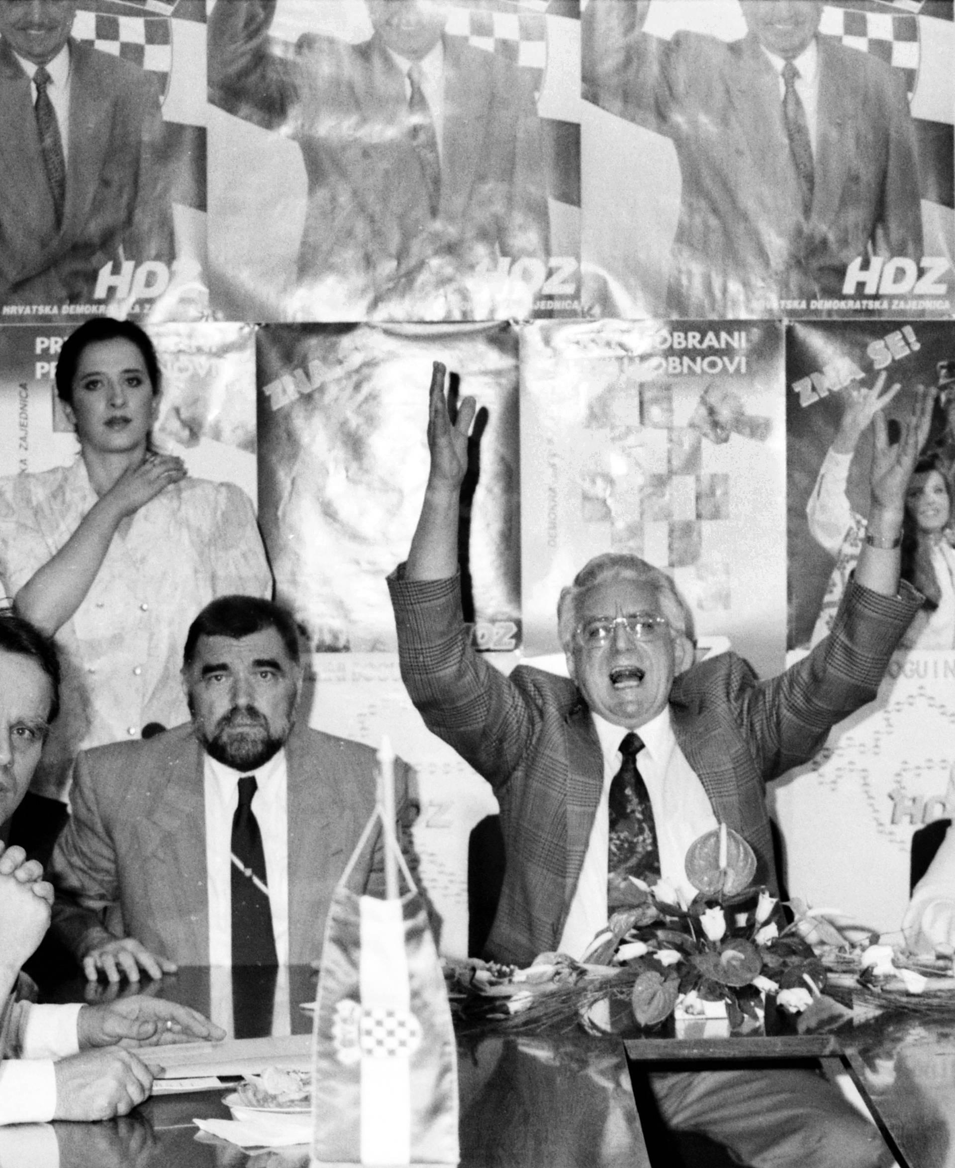 'Nismo izazvali rat sa Srbima na istoku, Manolić i Mesić lažu'