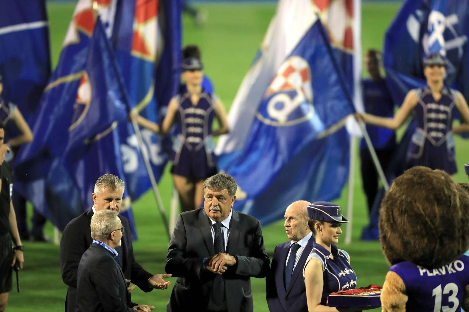 Zagreb: Dinamo s 92 osvojena boda završio sezonu