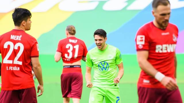 VfL Wolfsburg - 1. FC Cologne