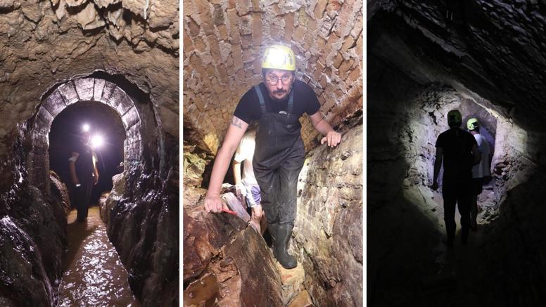 U utrobi Splita: Zavukli smo se u drevni Dioklecijanov akvadukt