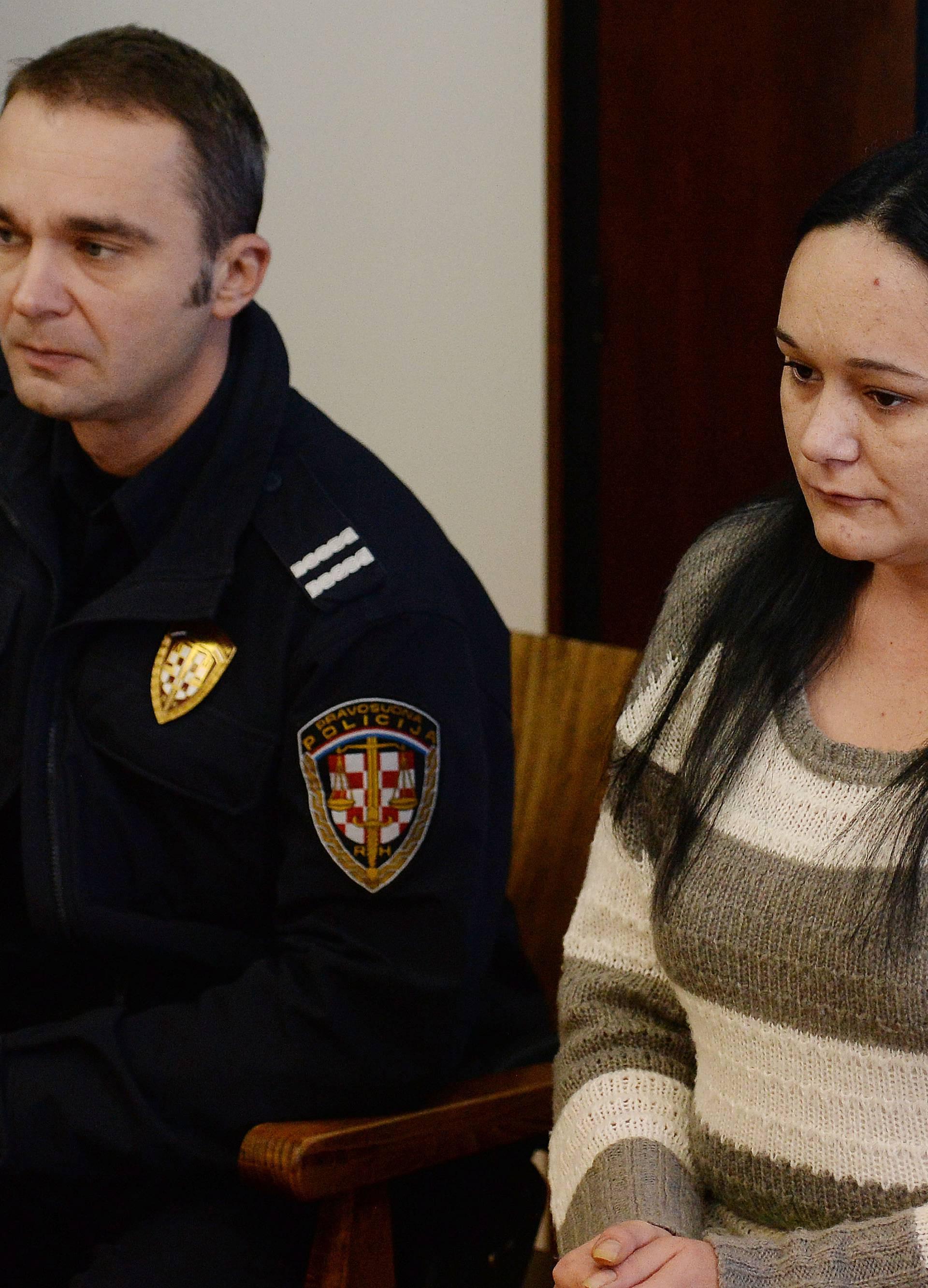 Varaždin: Početak suđenja Kseniji Topolovčan optuženoj za ubojstvo supruga