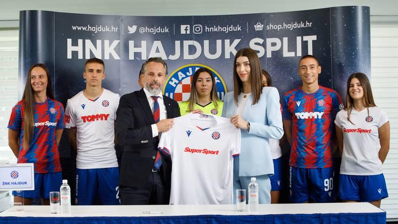 Hajduk dobio žensku ekipu, na Poljudu će igrati od ove sezone