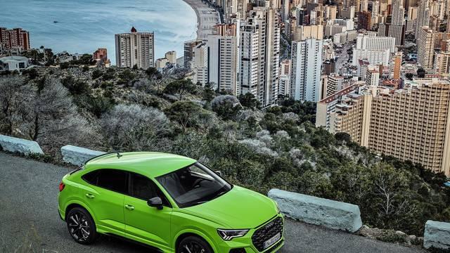 """Audijevo zeleno SUV čudovište s pravom nosi oznaku """"RS"""""""