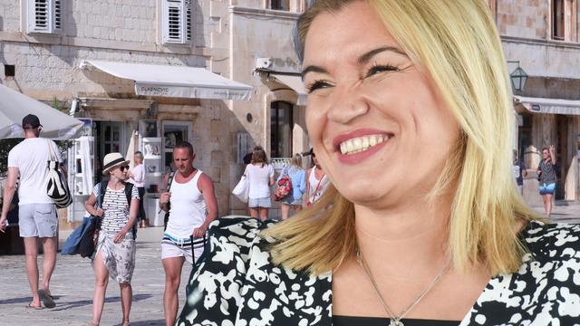Ministrica Brnjac: Rezultati u turizmu krajem kolovoza su na razini 60% od rekordne 2019.