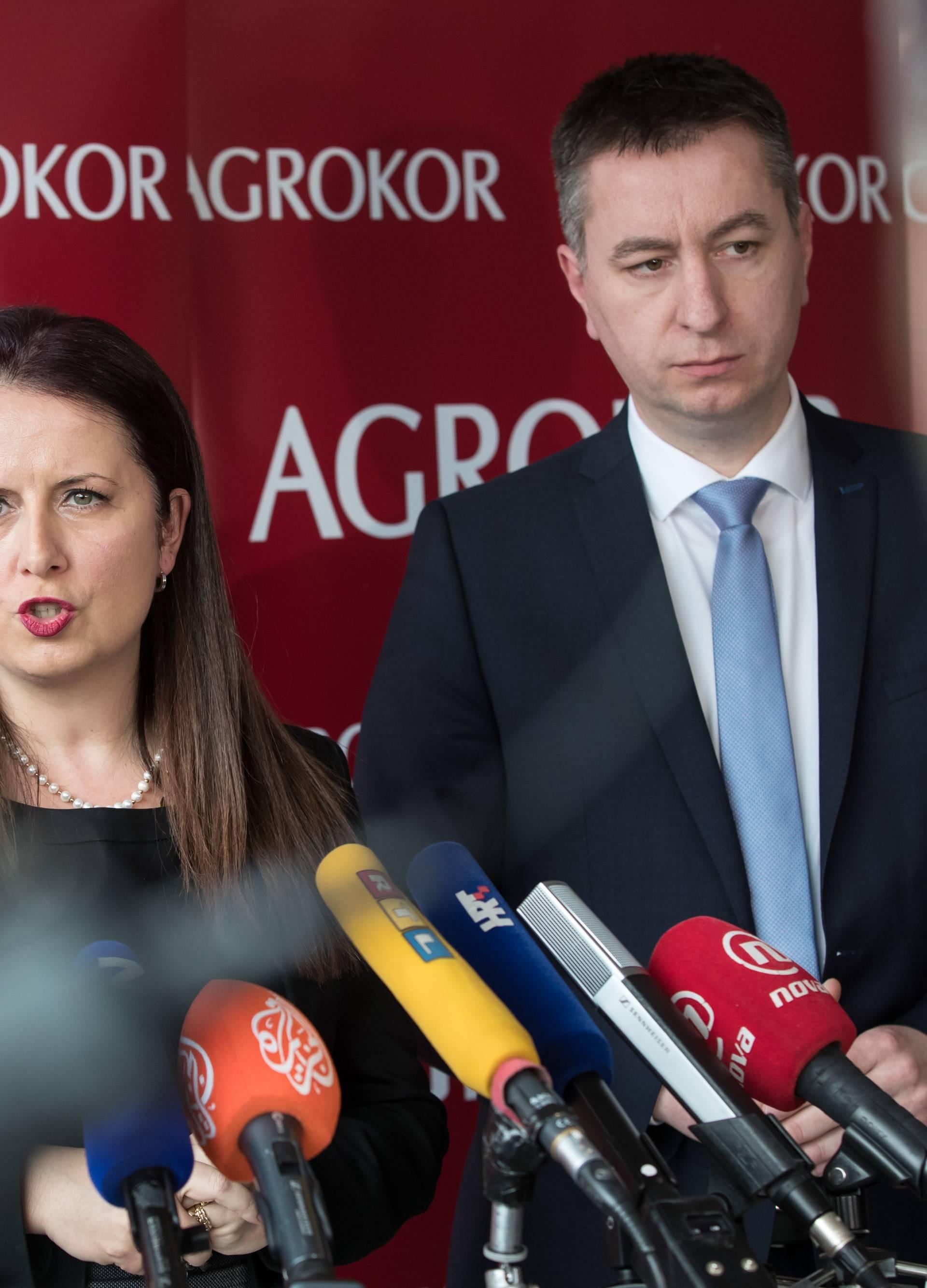 Slučaj Agrokor: Franck podnio podnesak Trgovačkom sudu