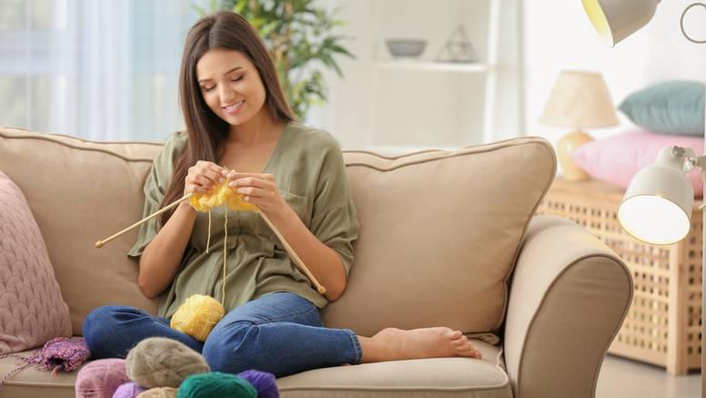 Blagodati pletenja: Smiruje um i pomaže nakon stresnog dana