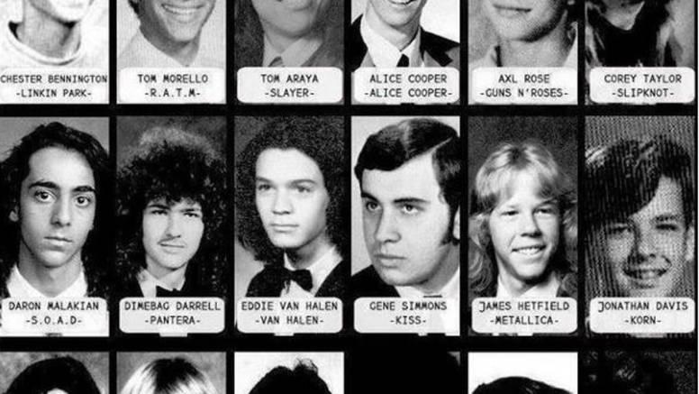 Sada i nekada: Najžešći rokeri i metalci u školi su bili 'anđeli'