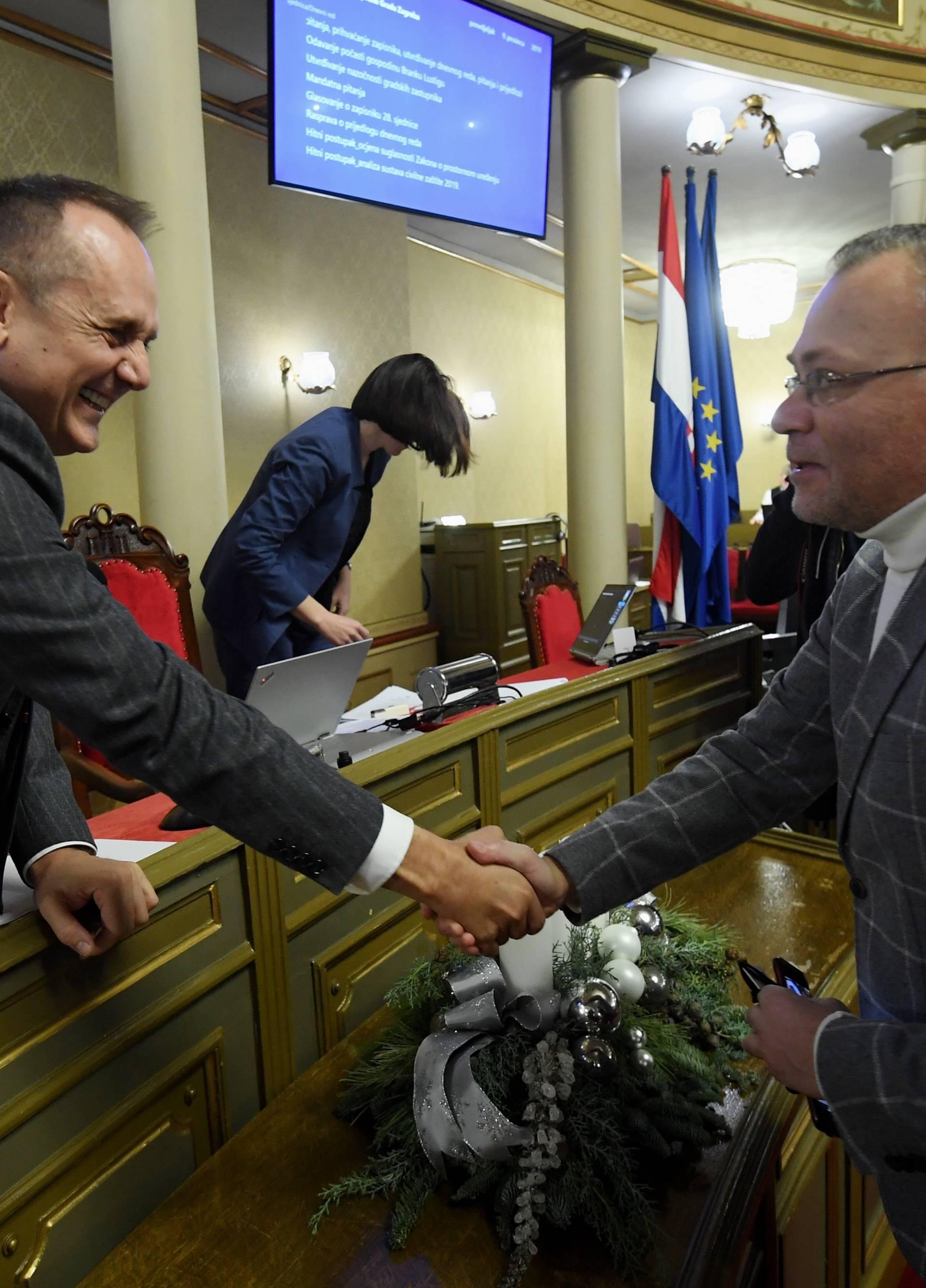 Gradska skupština danas odlučuje o proračunu Grada Zagreba