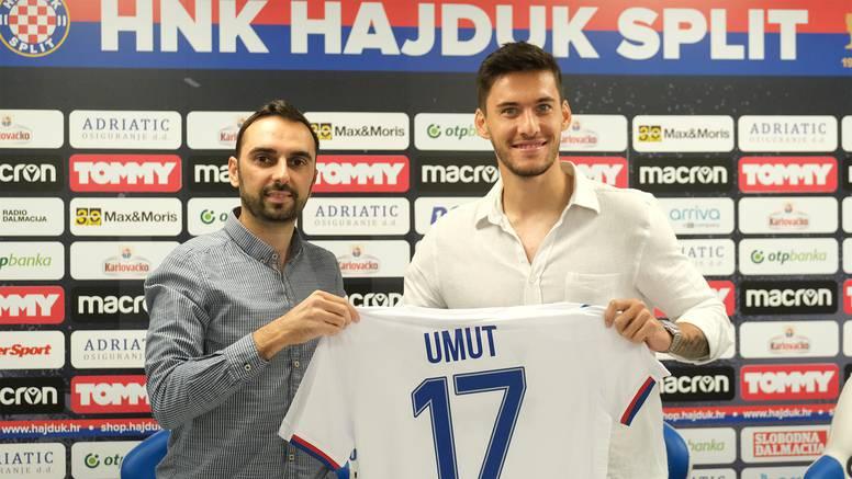 Budući odvjetnik i prvi Turčin u HNL-u pojačava napad Hajduka