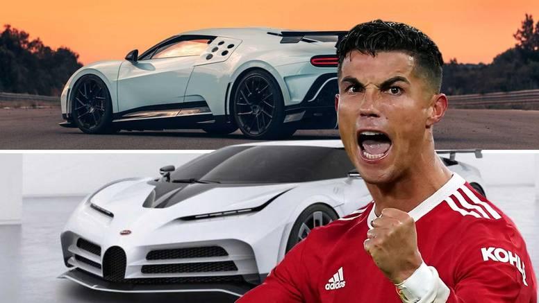 VIDEO Ronaldo kupio najskuplji automobil koji juri 300 na sat!