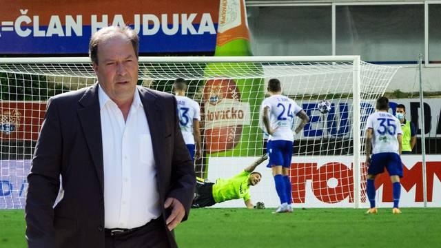 'Hajduk nema taj pobjednički mentalitet, a igrači karakter...'