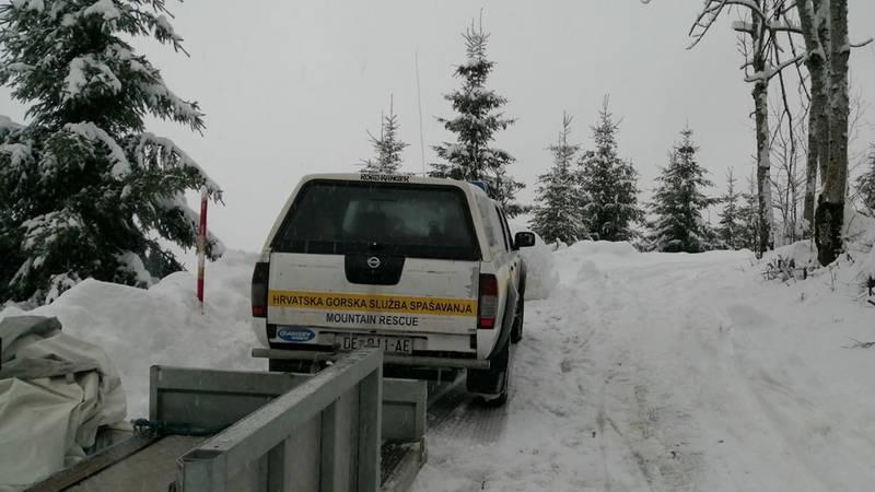 Na Svetonedeljskom bregu našli mrtvu ženu, tražili je od subote