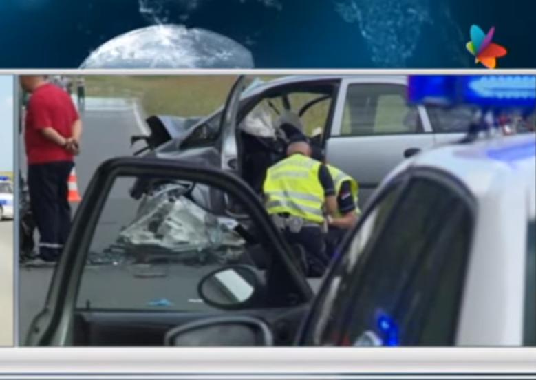 Pretjecala pa se zabila u auto: Tri žene poginule su u sudaru