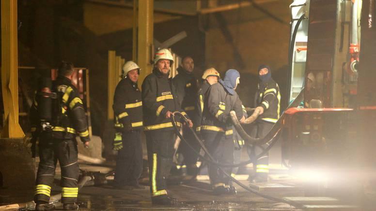Zapalila se šećerana u Osijeku, gusti dim preplašio je građane
