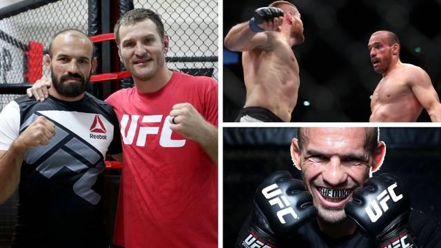 Povratak u ring MMA velikana: 'Skinuo sam 15 kg u 2-3 dana'