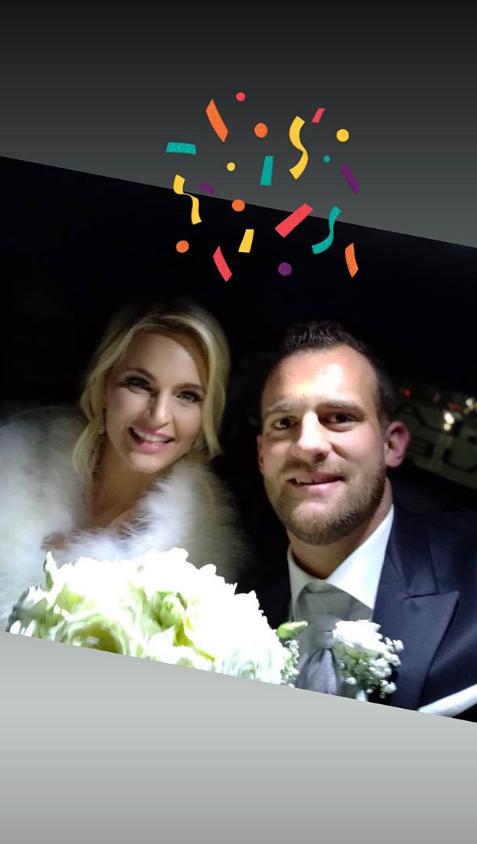 Nije mogao odabrati bolji dan: Oženio se veslač Damir Martin