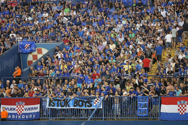 Dinamo pripremio iznenađenja za svoje navijače protiv Lyona