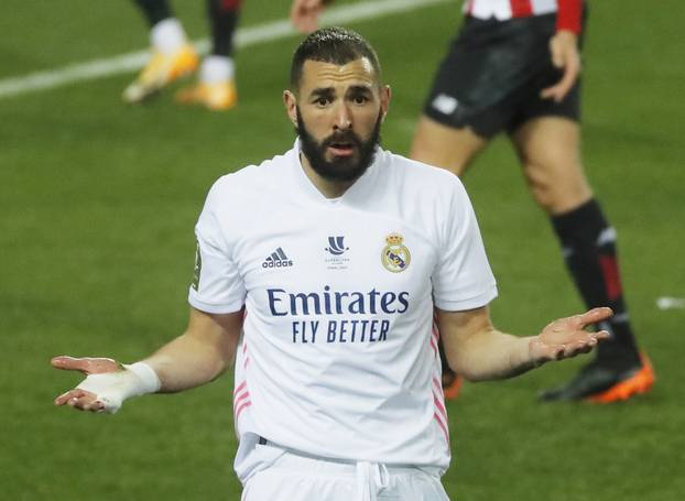 Spanish Super Cup - Semi Final - Real Madrid v Athletic Bilbao