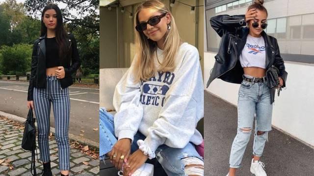 Top 20 teen outfita: Od veste do jakne i perforiranih traperica