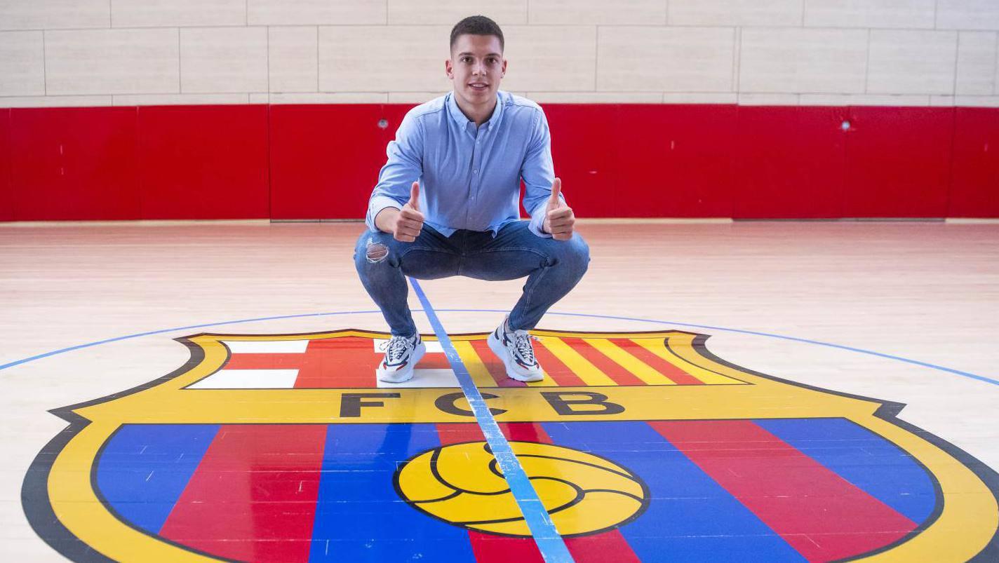 Barcelona dovela 'slovenskog Balića' za konkurenciju Cindriću