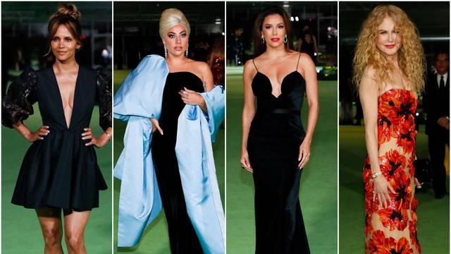 Slavne dame privlačile poglede na gala večeri u Los Angelesu