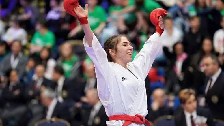 Karatistica Pehar na Svjetskoj ligi u Moskvi bori se za broncu