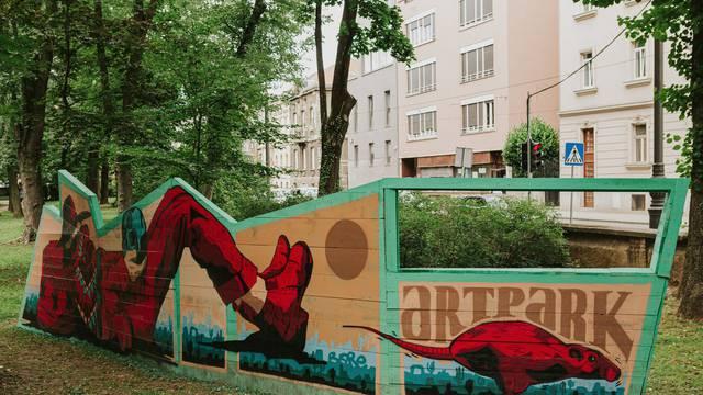 Art park na Ribnjaku posvetio je tjedan zaštiti okoliša i životinja