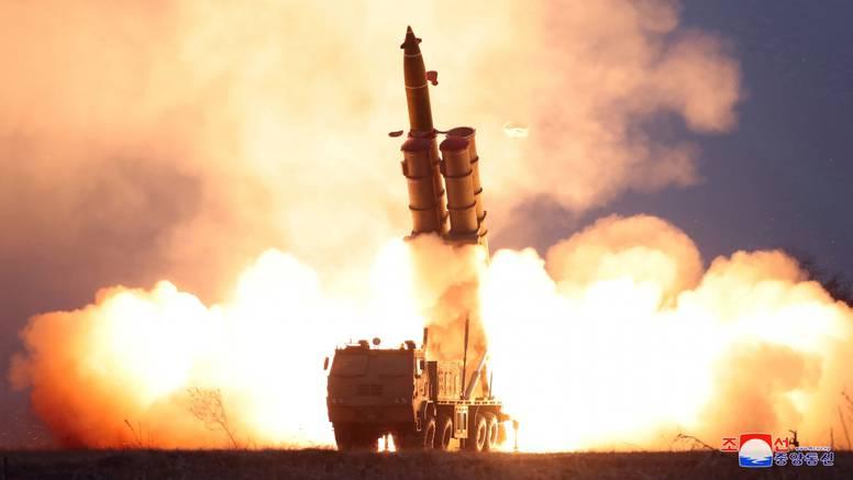 Napetosti: Sjeverna Koreja je ispalila balističku raketu?