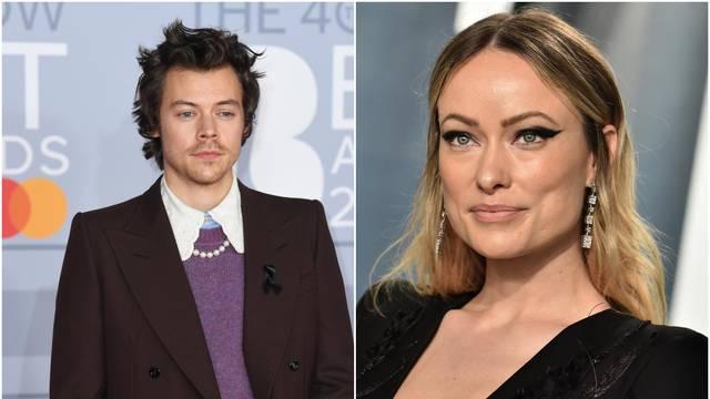 Olivia Wilde i Harry Styles su u vezi: Bili su skupa na vjenčanju