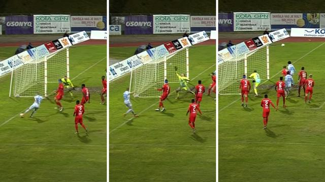 Pogledajte kako je Dinamo okrenuo Goricu uz grešku suca