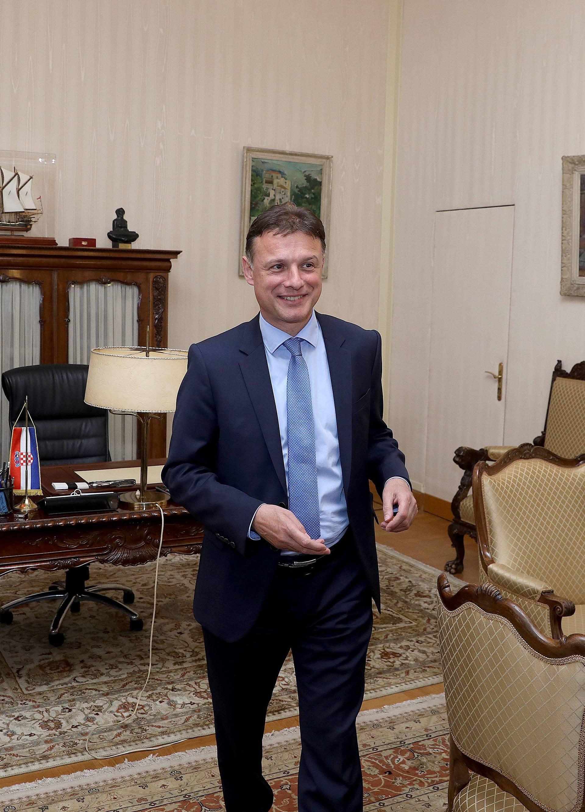Gordan Jandroković tvrdi: Sigurno neće biti krize vlasti