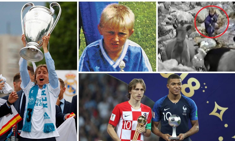 Vodio koze, igrao za Zrinjski, a sad je najbolji igrač na svijetu