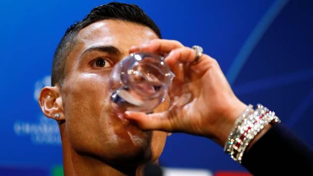 Champions League - Juventus Press Conference