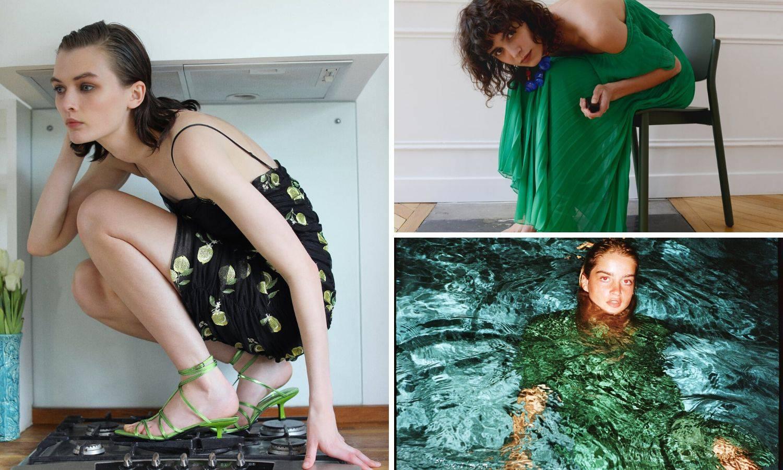 Odjeća se uopće ne vidi!  Žene zgrožene Zarinim modelima