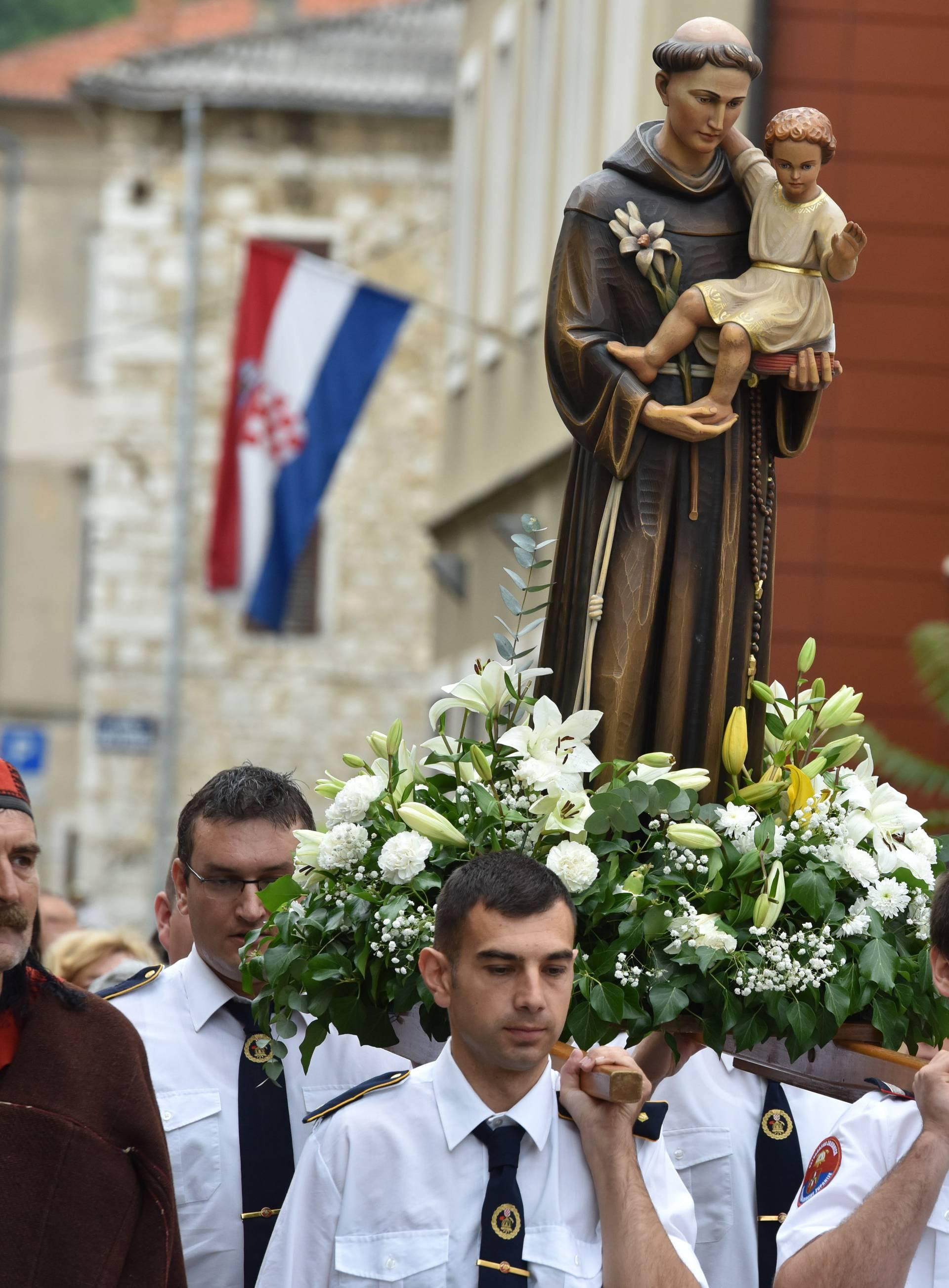 Sv. Ante prije smrti je ugledao Isusa kako mu ide u susret...