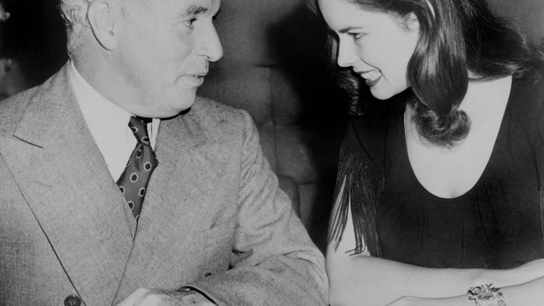 Chaplin i Oona: 'Pokosila me je svojom ljepotom i šarmom...'