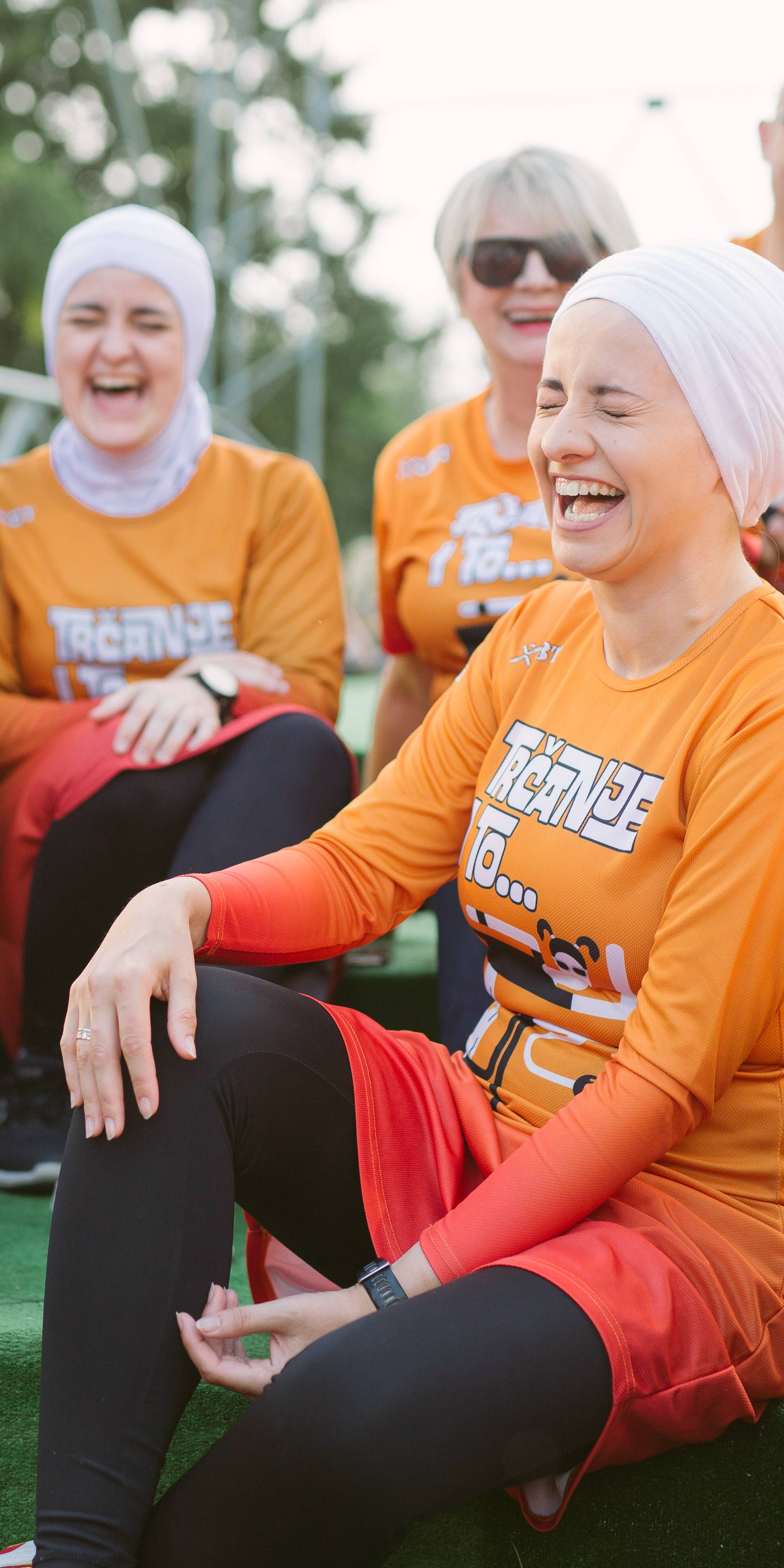 Triatlonka koja inspirira svijet: Hidžab mi ne smeta dok trčim