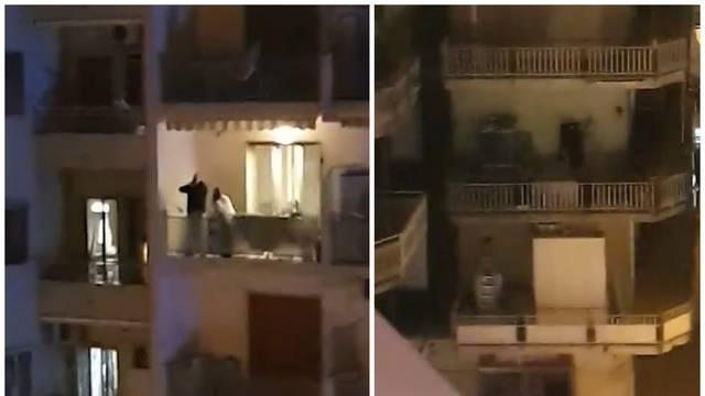 Dobri duhovi karantene: Izađu na balkon i bodre se pjesmom